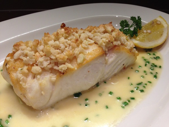 Macadamia-Crusted-Halibut